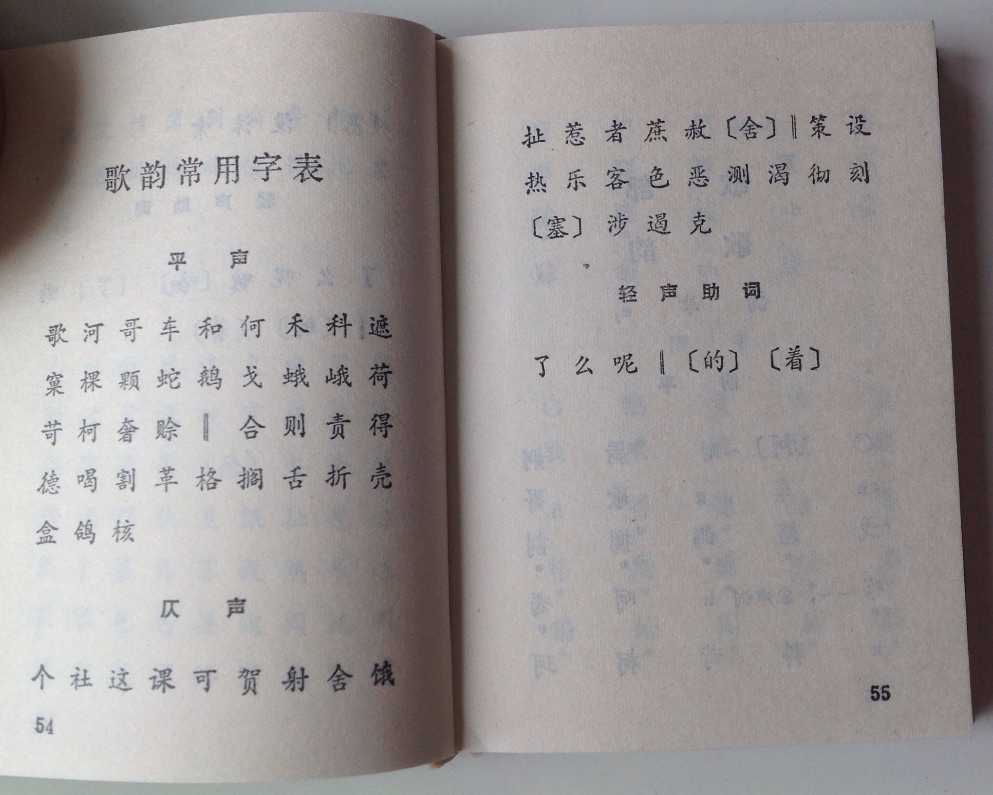 Hua sheng Service Manual